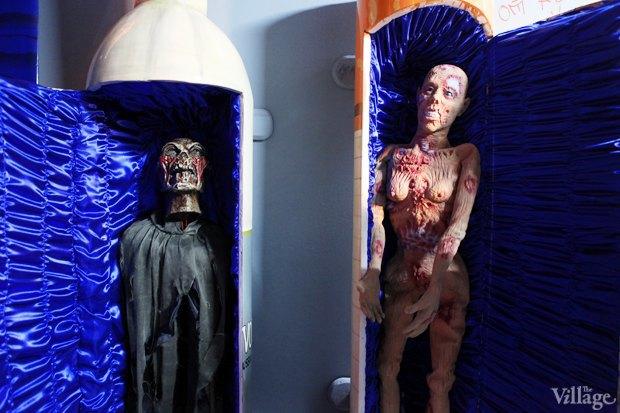 Открытие музея смерти в Москве. Изображение № 13.