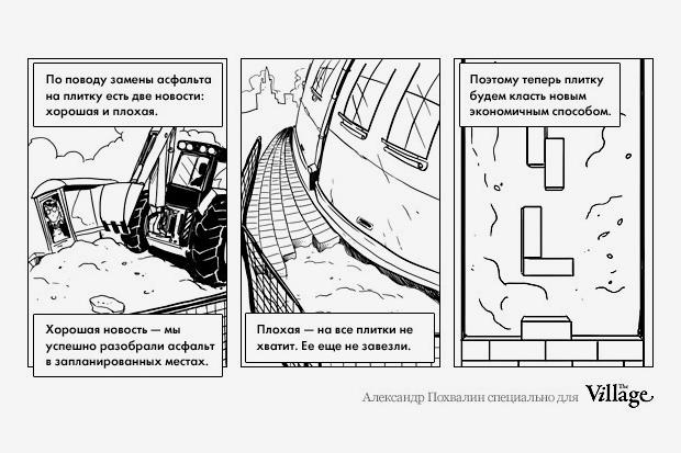 Сопротивление материала: Чем запомнится плитка москвичам. Изображение № 3.