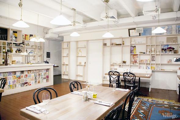 Новое место: Ресторан «Клуб рисовальщиков». Изображение № 3.