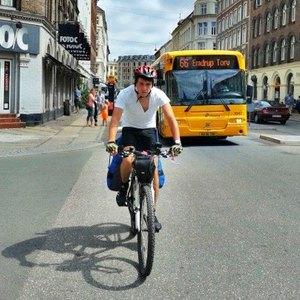 Личный опыт: Как доехать изВыборга до Амстердама навелосипеде. Изображение № 6.