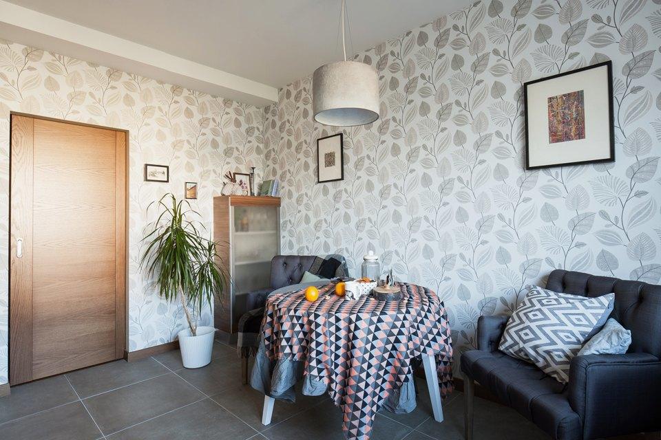Трёхкомнатная квартира вскандинавском стиле. Изображение № 2.