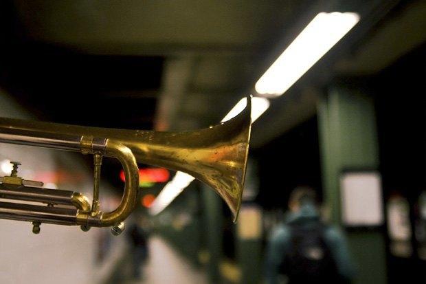 Какая музыка звучит  в метро Пекина, Нью-Йорка, Брюсселя. Изображение № 8.