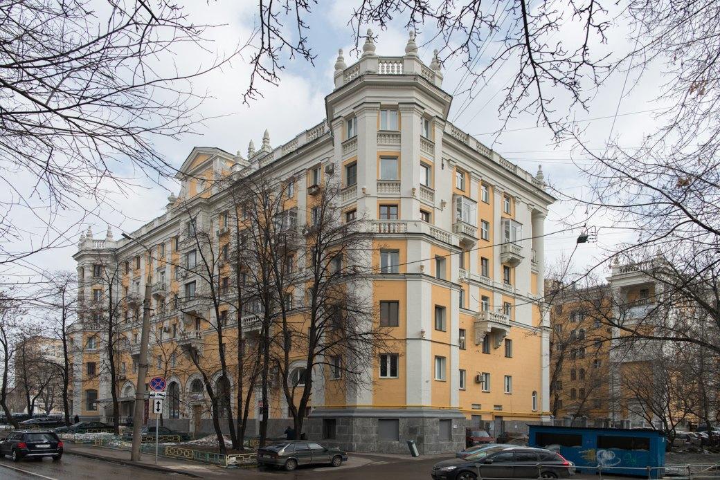 Я живу в «Доме с башенками» уБелорусского вокзала. Изображение № 18.
