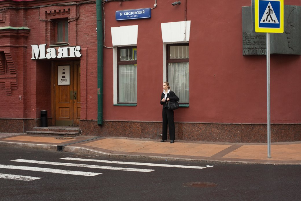 Берегись пешехода:  Большая Ордынка, Мясницкая иПатриаршие пруды после реконструкции. Изображение № 1.