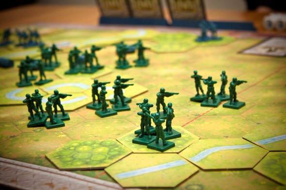 В День Победы в Москве развернётся настольная война. Изображение № 4.