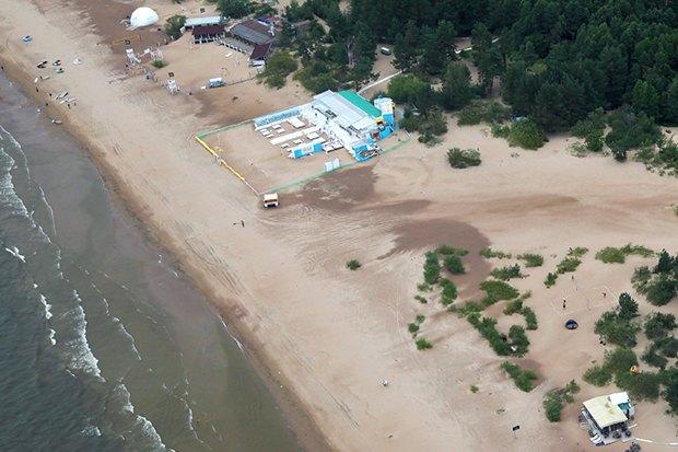 13 пляжей в городе иназаливе. Изображение № 6.