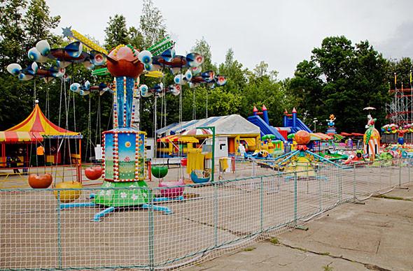 Карусель-карусель: 6 московских парков аттракционов. Изображение № 52.