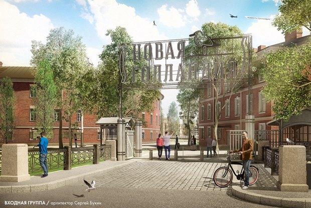 «Новая Голландия» откроется для горожан в августе. Изображение № 1.