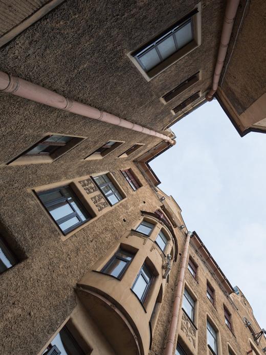 Как живётся всамых необычных домах Москвы иПетербурга. Изображение № 6.