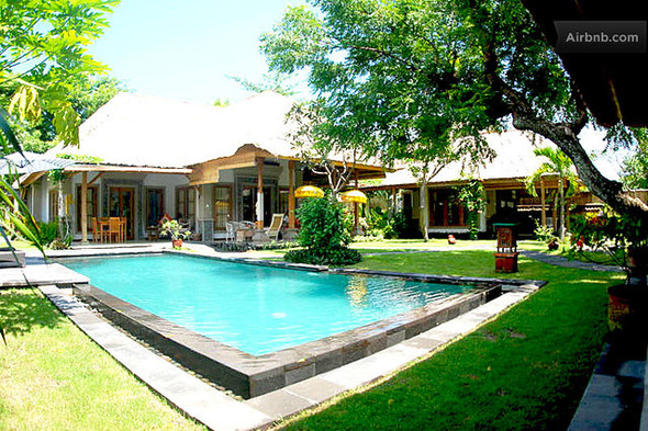 Вилла на Бали, 150 долларов за ночь. Изображение № 14.