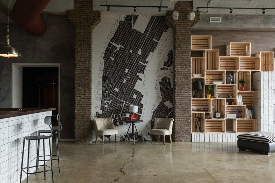 Арт-пространство Studio212 в стиле нью-йоркского лофта . Изображение № 18.