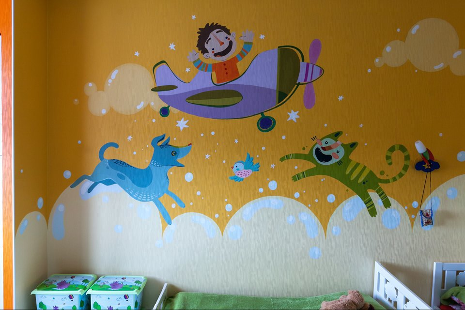 Квартира для семьи с двумя детьми. Изображение № 21.