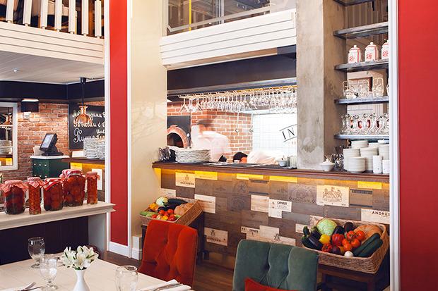 На Пушечной открылся ресторан итальянской кухни Insolito. Изображение № 6.