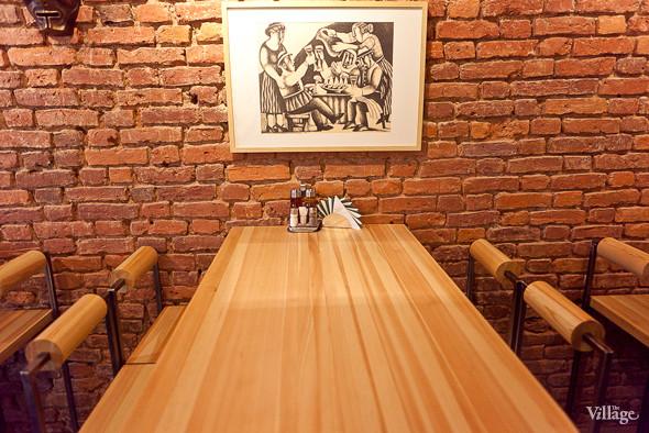 Новое место (Петербург): Ресторан «Пельмения». Изображение № 16.