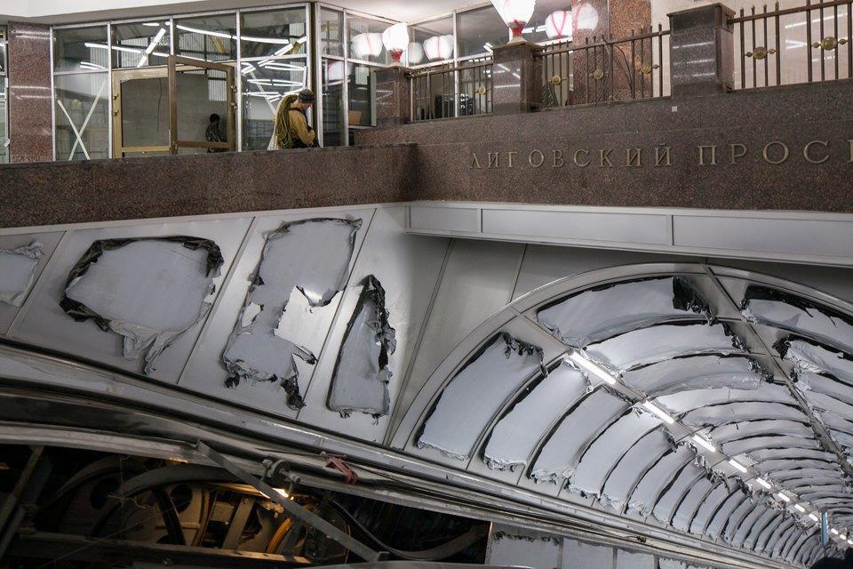 Как изменилась станция «Лиговский проспект» загод ремонта. Изображение № 5.