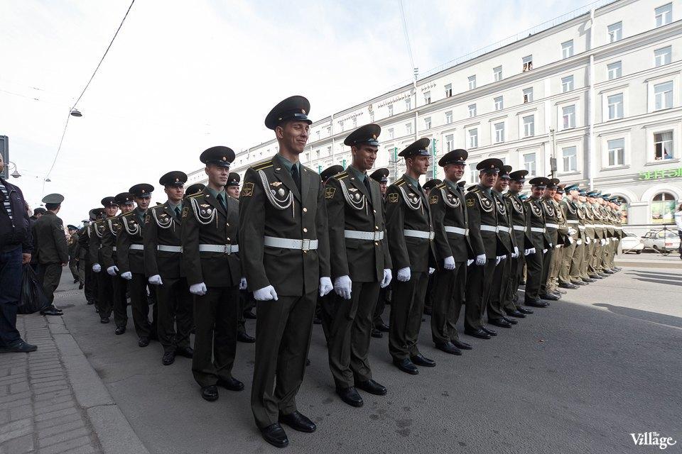Фоторепортаж: День Победы в Петербурге. Изображение № 34.