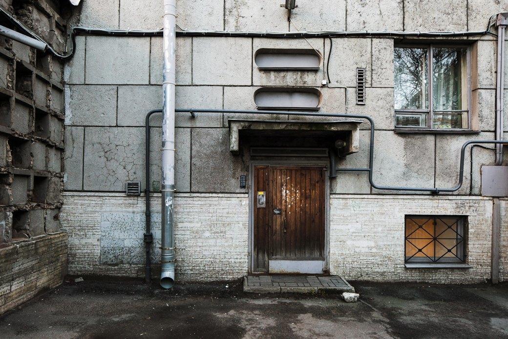 Яживу вдоме Ленсовета наКарповке (Петербург). Изображение № 25.