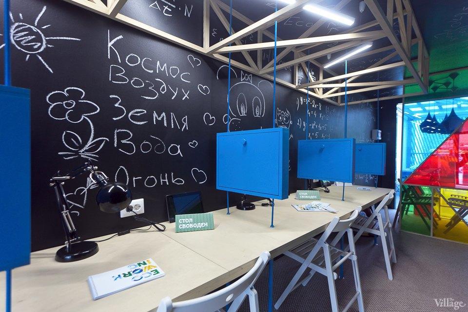 Интерьер недели (Петербург): Ecoworking в «Новой Голландии». Изображение № 20.