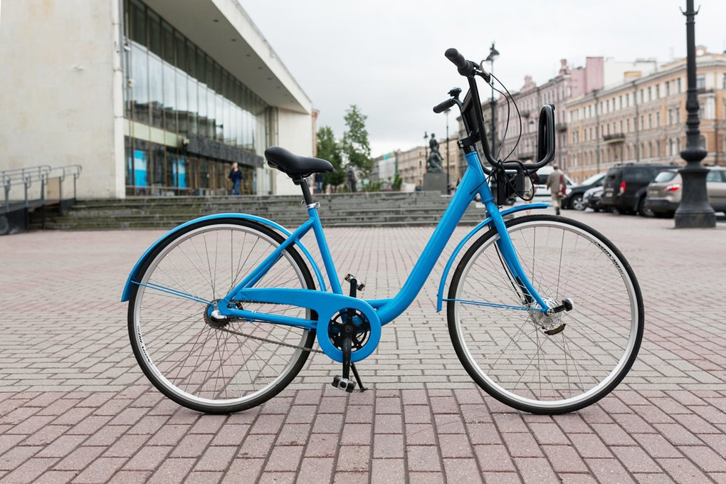 Тест-драйв велосипедов городского проката вПетербурге. Изображение № 2.
