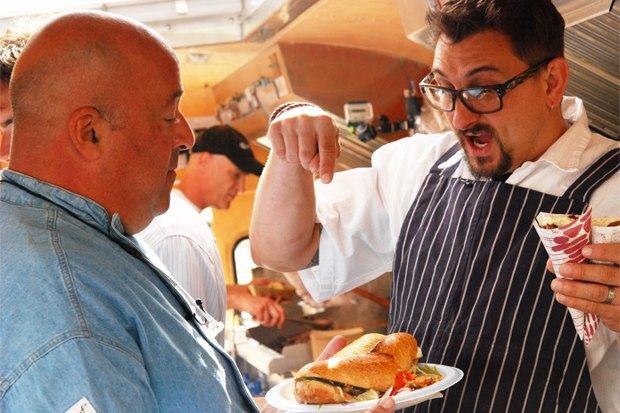 Как фестиваль фургонов с едой помогает выжить мобильным кафе в Сан-Франциско. Изображение № 9.