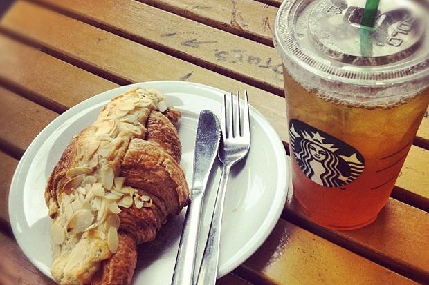 Starbucks в Москве. Изображение № 2.