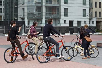 Городские байки: 4 новых велопроката в Петербурге. Изображение № 4.