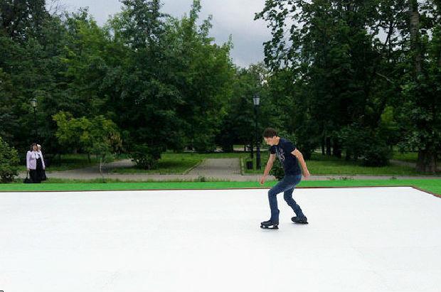 Новости парков: Артхаус в саду Баумана, велопарковки в «Кузьминках» и Wi-Fi почти везде. Изображение № 4.