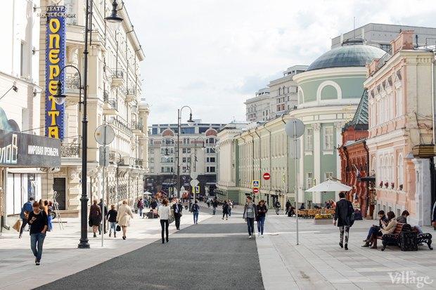 Итоги сезона: Пешеходные зоны вцентре. Изображение № 8.