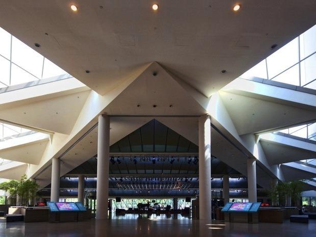 Дизайн от природы: Дом-лотос и супердеревья в Сингапуре. Изображение № 9.