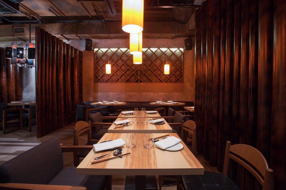 Ресторан Madame Wong. Изображение № 8.