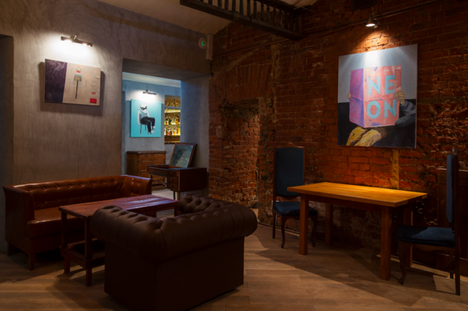 На месте «Мастерской» открывается бар Backyard de Moscou. Изображение № 2.