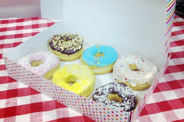 В Петербурге заработала доставка пончиков. Изображение № 1.