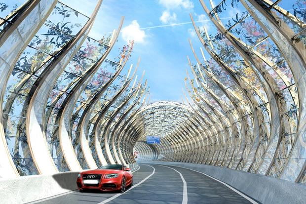Иностранный опыт: 8 фантастических городских проектов. Изображение № 10.