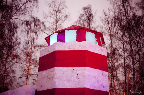 В парке «Сокольники» построили Moroz City. Изображение № 15.
