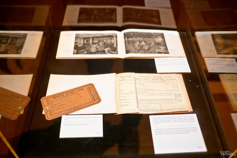 Выставка «Титаник: как это было. Погружение в историю». Изображение № 20.