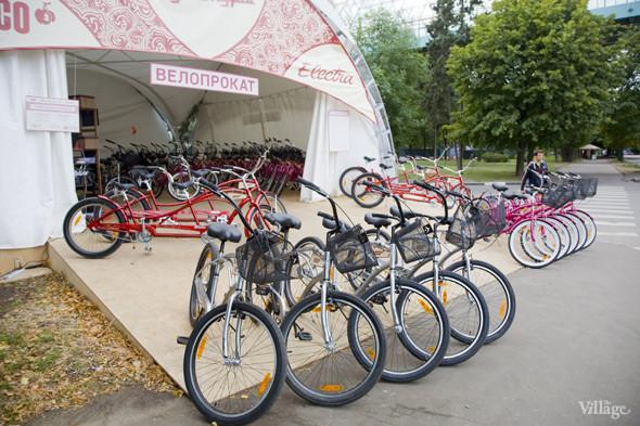 В парке Горького открылось три новых велопроката. Изображение № 6.