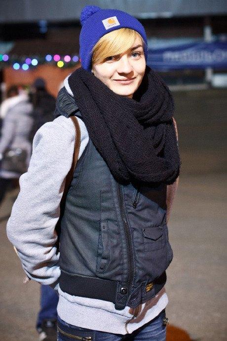 Люди в городе: Рождественская деревня ВВЦ. Изображение № 26.