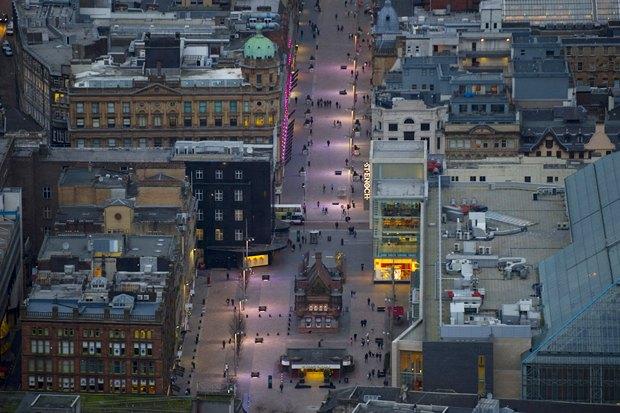Иностранный опыт: Как Глазго станет городом будущего. Изображение № 6.