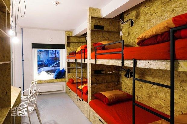 Свежий номер: 10 новых хостелов вПетербурге. Изображение № 48.