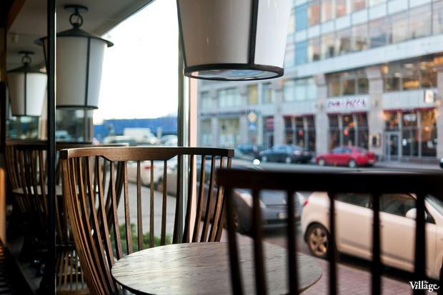 Новое место (Петербург): Ресторан-бар Solnce. Изображение № 10.