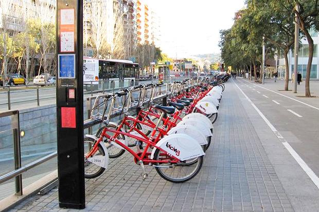 Иностранный опыт: 3 общественных велопроката Европы. Изображение № 6.