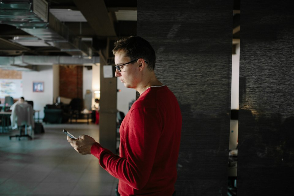 Как заработать на мобильных приложениях для корпораций. Изображение № 3.