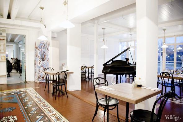 Новое место: Ресторан «Клуб рисовальщиков». Изображение № 12.