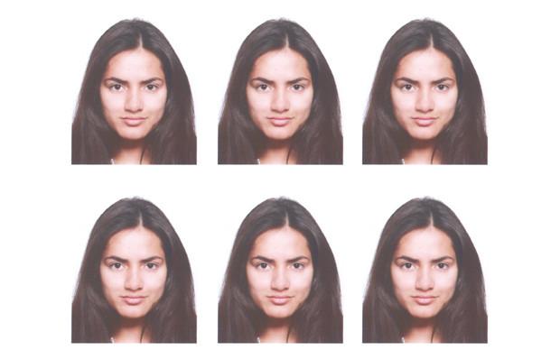 Эксперимент The Village: Как фотографируют на паспорт. Изображение № 19.