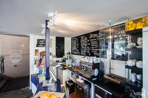 На месте кофейни Nero открылось кафе Coffee Room. Изображение № 1.