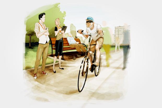 Власти рассказали оперспективах велодвижения вМоскве. Изображение № 18.