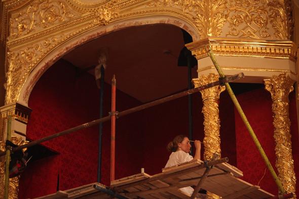 Программа-максимум: Реконструкция Большого театра. Изображение № 16.