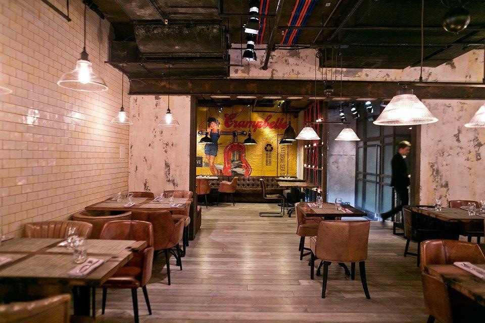 Ресторан «Фаренгейт». Изображение № 11.