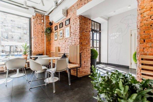 Третье кафе «Крылышко или ножка» Дмитрия Зотова, винный бар «13°» иуличная еда со всего мира в Ten. Изображение № 5.