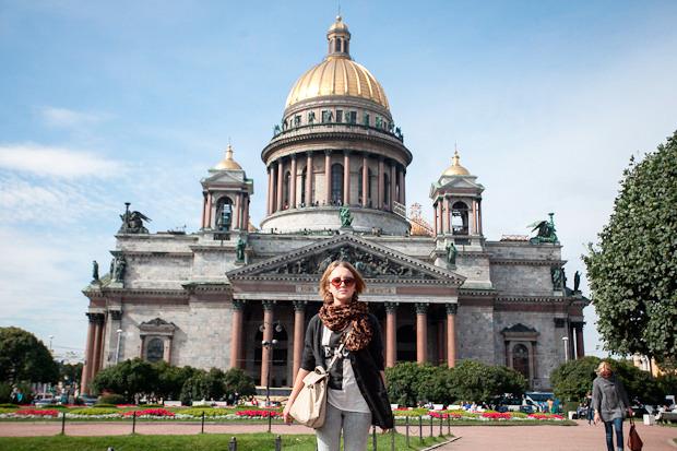 Эксперимент The Village: Самые популярные места для фотографий из Петербурга. Изображение № 13.